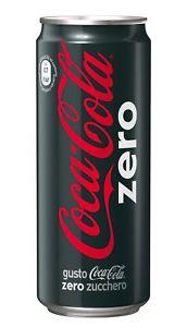 Cocca Zero Cannette 0,33 Cl